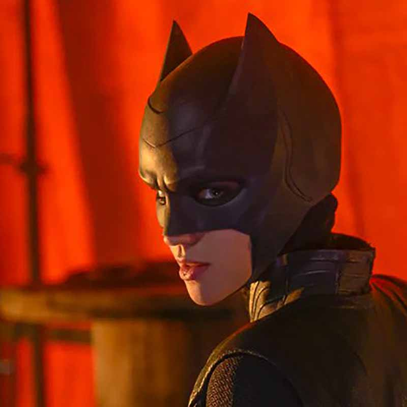 Batwoman, my rambling review