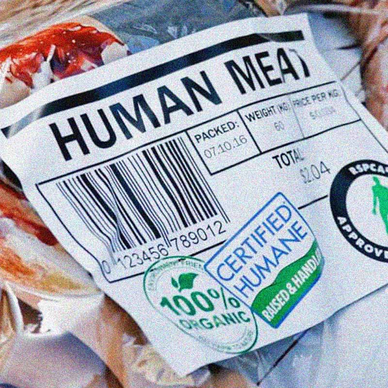Ethical human meat