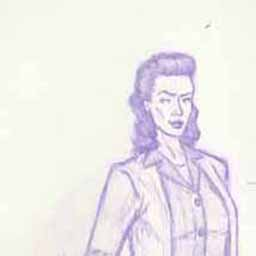 Charlotte Barnes. Charlotte is a spy with British Intelligence, and through her cover as a social worker, she has built up a large network of informants among the women who work as dancers, hostesses, and more. No one is quite sure how far Charlotte is willing to go to get the results she wants.