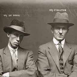 Criminals dressed sharp back in the day. This plus tattoos and you've got the standard organized crime members of Vancouver in this story.