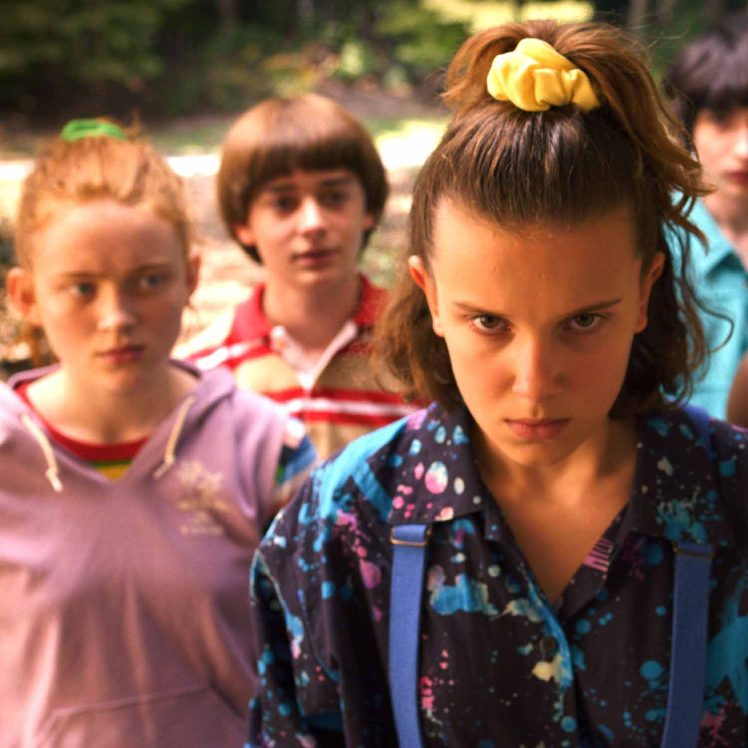 Stranger Things, my rambling review